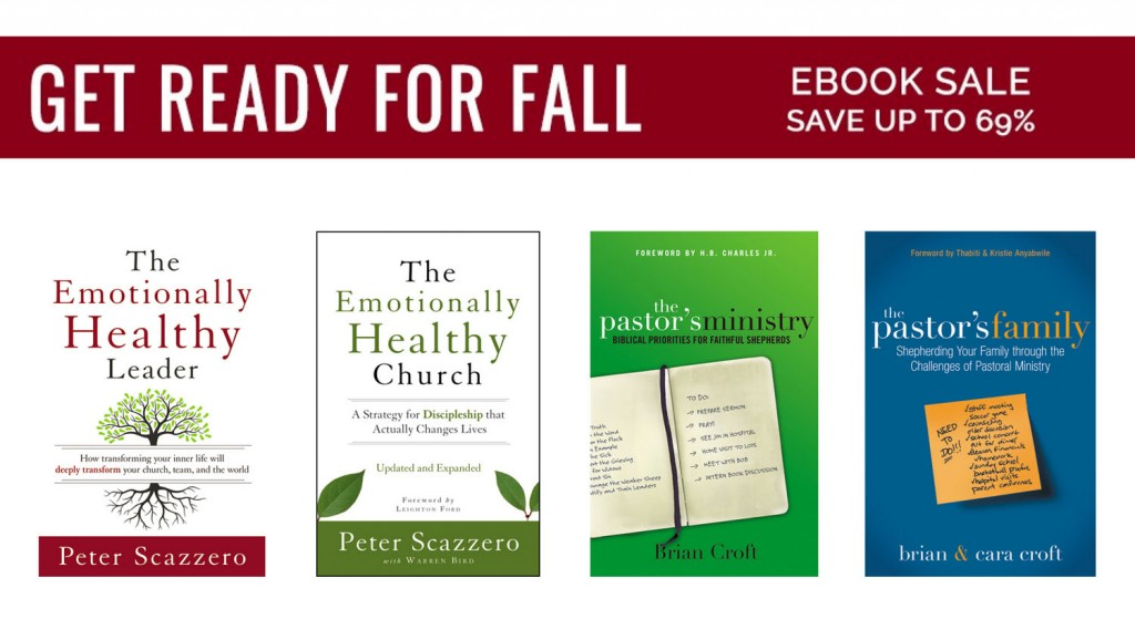 Pastors eBook Sale