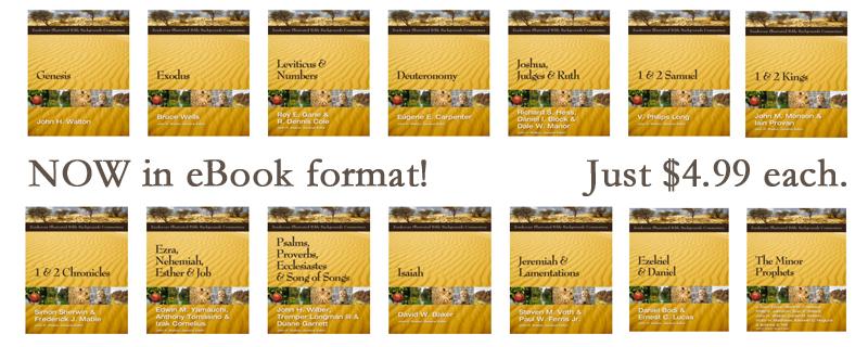eBook Sale: Zondervan Illustrated Bible… | Zondervan Academic