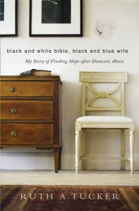 black and white bible black and blue wife