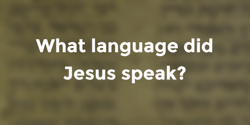 A New Way to Talk: Communicating the Gospel Message in Everyday Language
