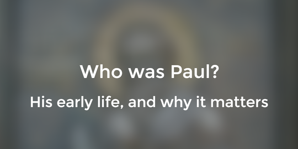 who-was-paul
