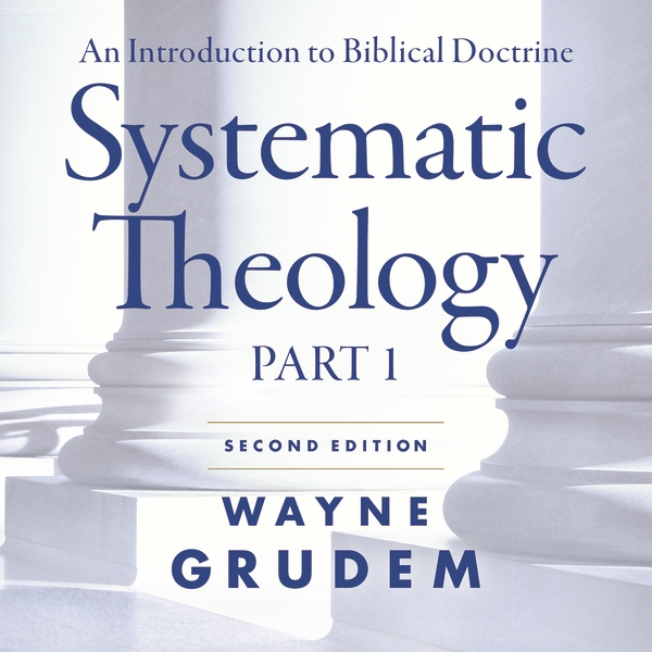 Systematic Theology Audio Book