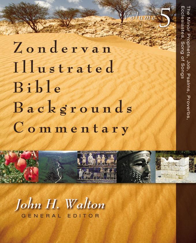 The Minor Prophets, Job, Psalms, Proverbs,…   Zondervan Academic
