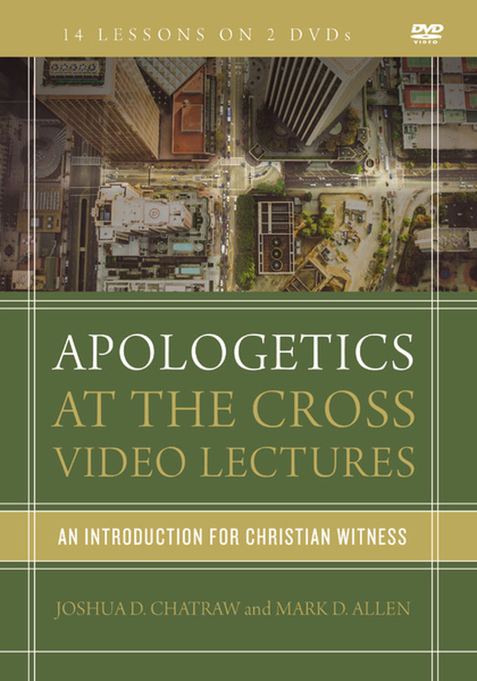 Apologetics at the Cross Video Lectures | Zondervan Academic