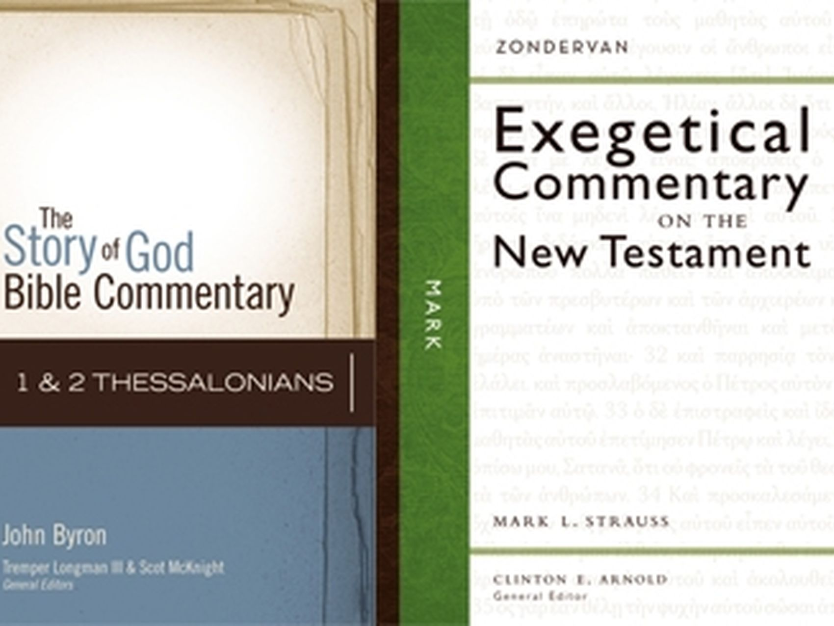 New Releases Today: NIV Exhaustive Bible… | Zondervan Academic