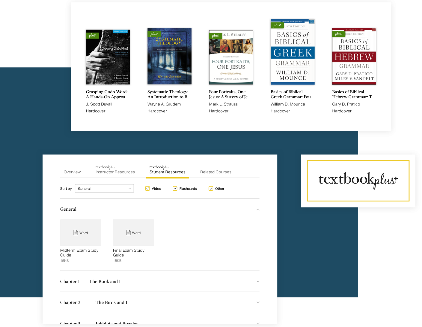 Hundreds of FREE teaching and study resources | Zondervan