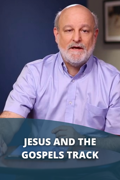 Jesus and the Gospels Track