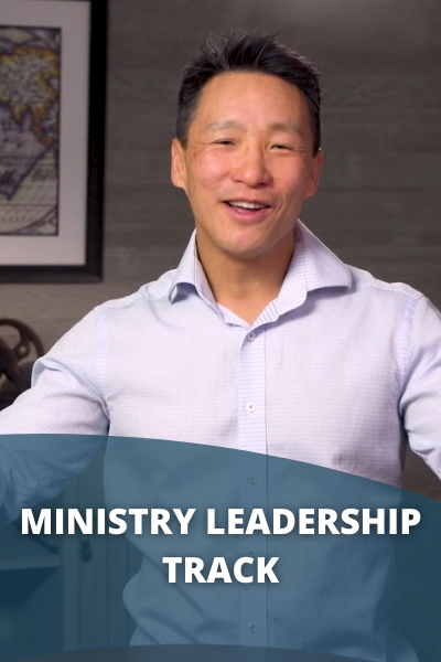 Ministry Leadership Track
